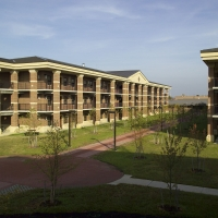 Dormitories, Langley AFB