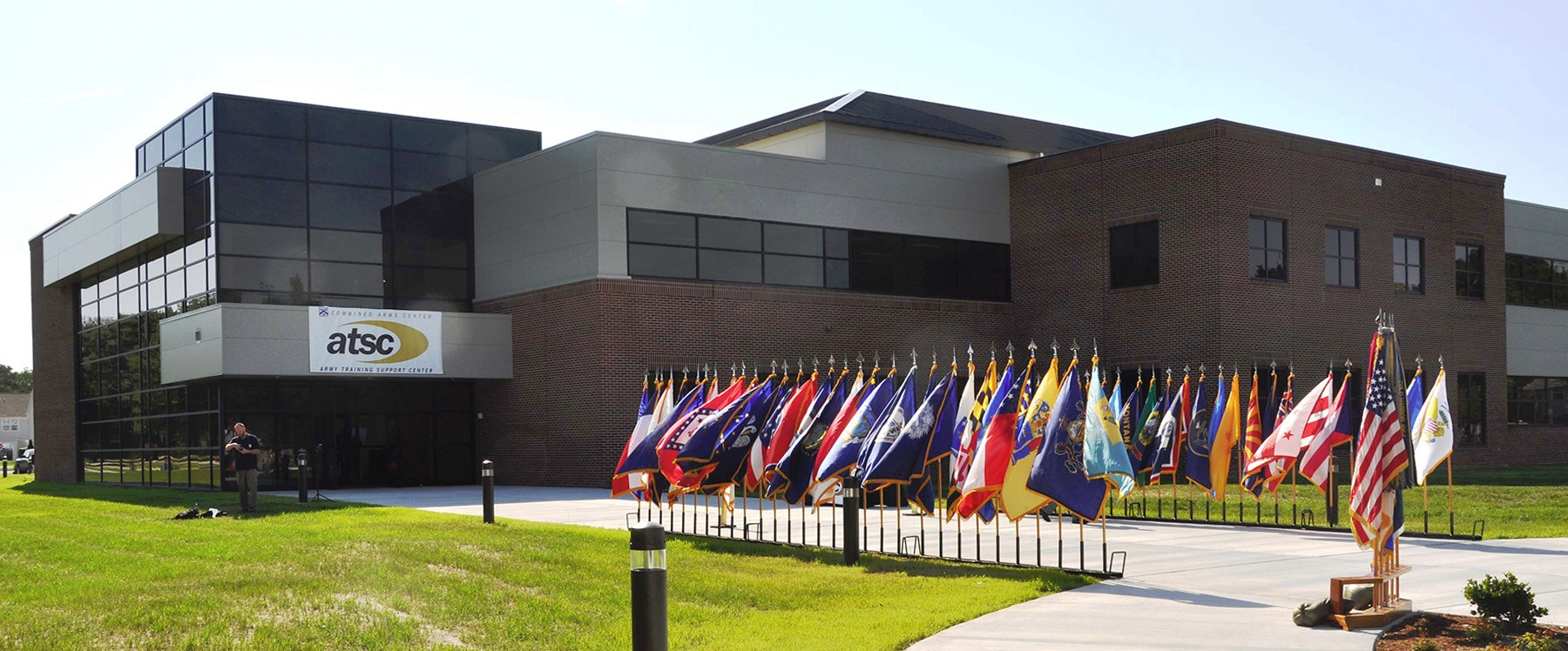 Army Training Support Center FP