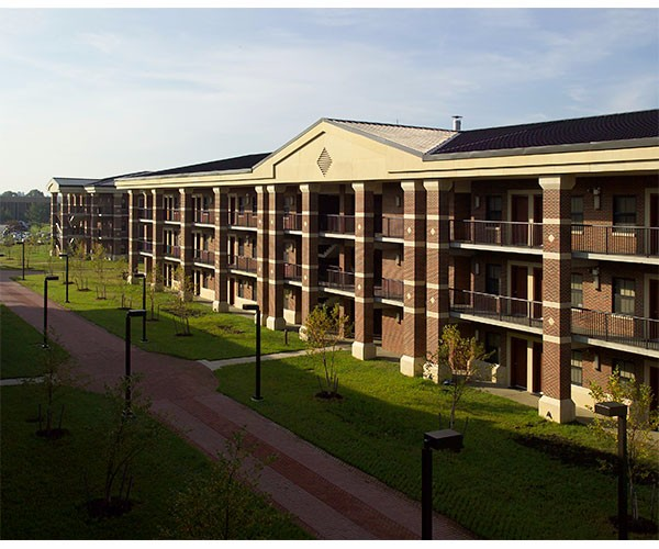 Langley Dormitories Djg